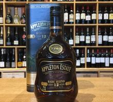 RUM JAMAICAIN APPELTON ESTATE 12 YEARS